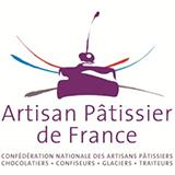 Logo Artisan Pâtissier de France